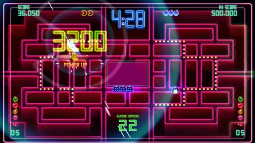 Screenshot 1 - PAC-MAN Championship Edition DX+ All You Can Eat Edition