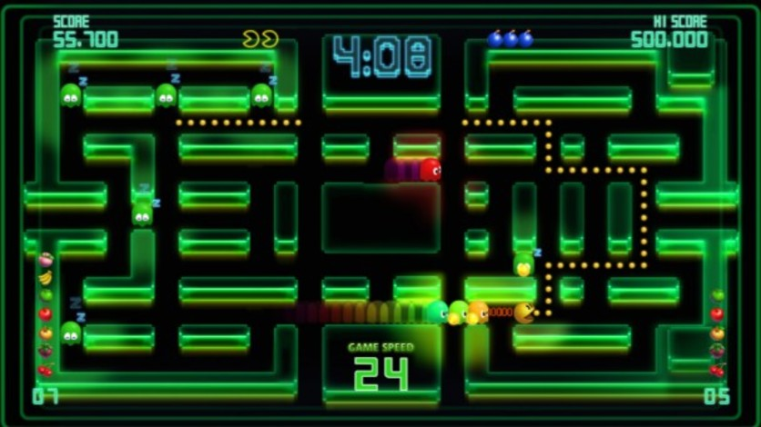 Screenshot 6 - PAC-MAN Championship Edition DX+ All You Can Eat Edition