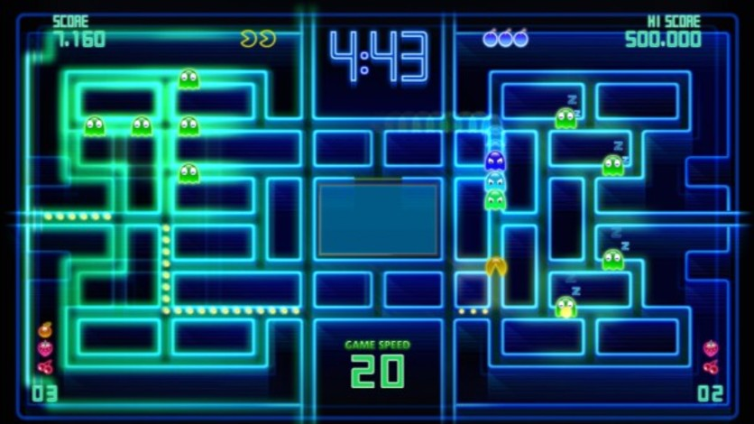 Screenshot 10 - PAC-MAN Championship Edition DX+ All You Can Eat Edition