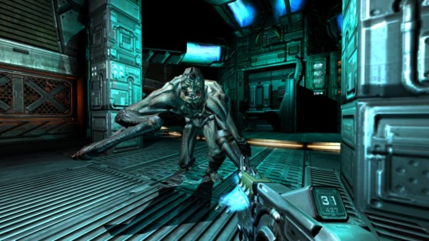 Screenshot 5 - DOOM 3 BFG Edition