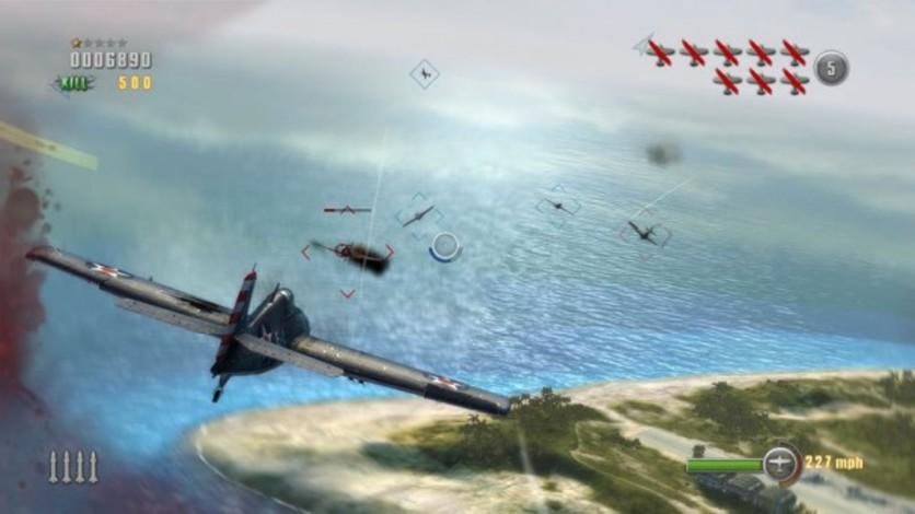 Screenshot 4 - Dogfight 1942