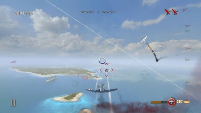 Screenshot 2 - Dogfight 1942