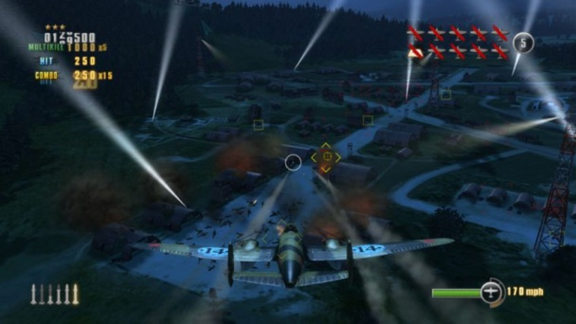 Screenshot 5 - Dogfight 1942