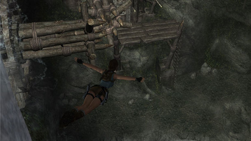 Screenshot 1 - Tomb Raider: Anniversary
