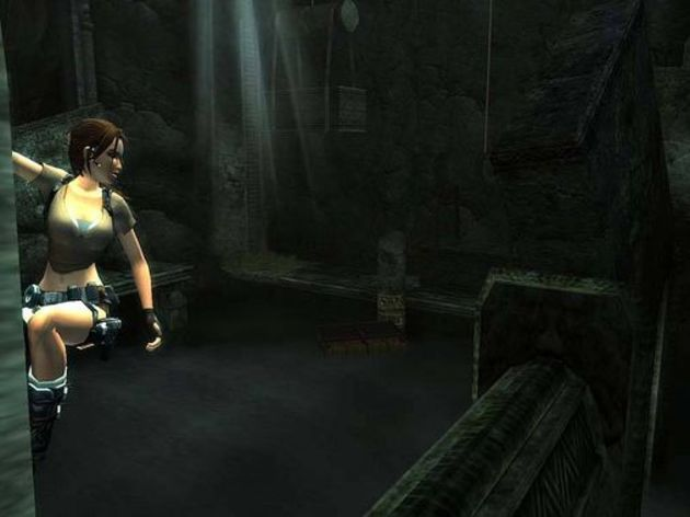 Screenshot 4 - Tomb Raider: Legend
