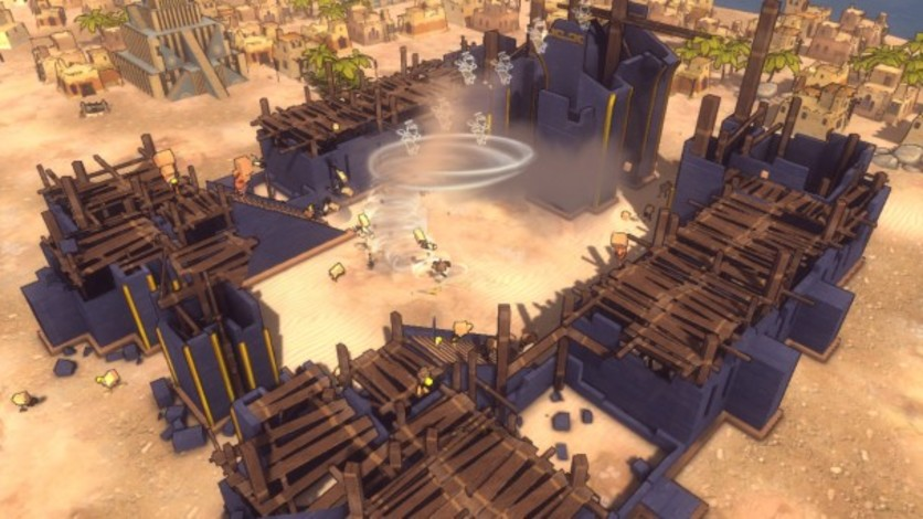 Screenshot 2 - Babel Rising: Sky's the Limit