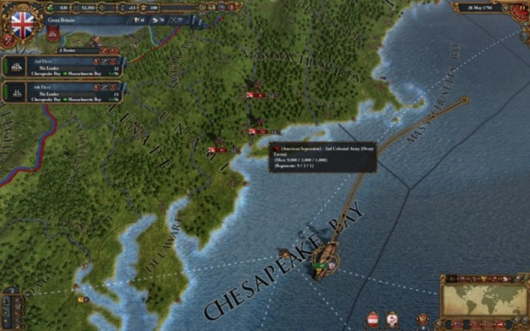 Screenshot 4 - Europa Universalis IV