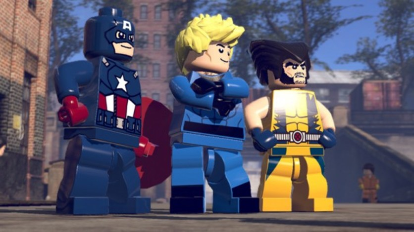Screenshot 5 - LEGO Marvel Super Heroes