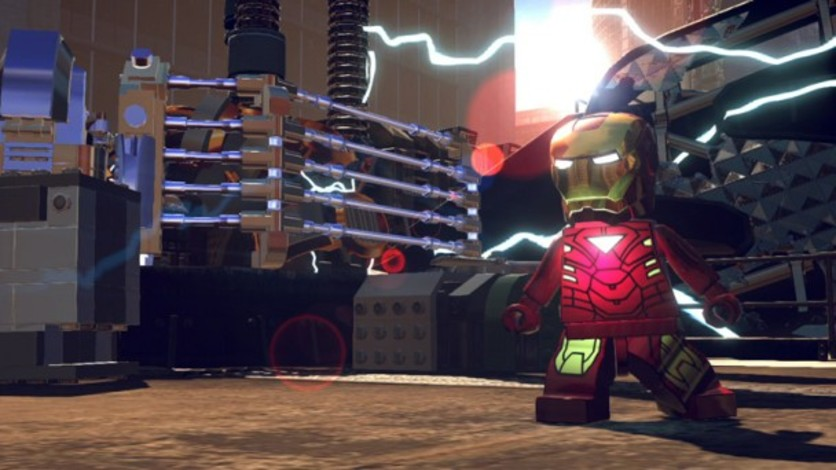 Screenshot 6 - LEGO Marvel Super Heroes