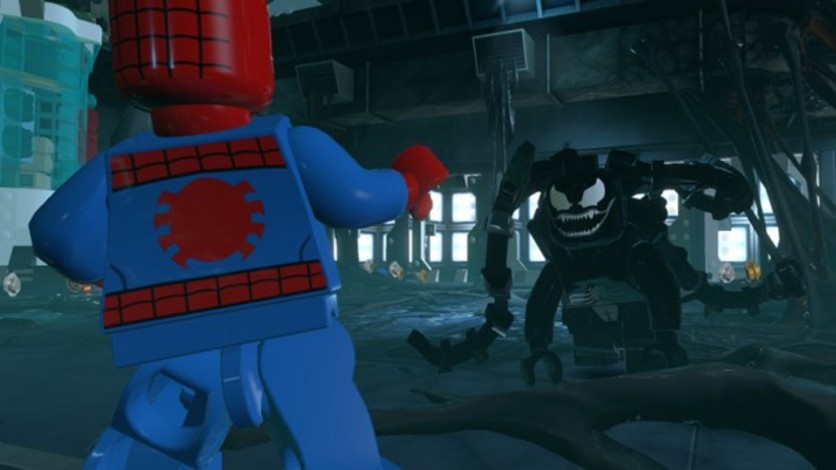 Screenshot 3 - LEGO Marvel Super Heroes