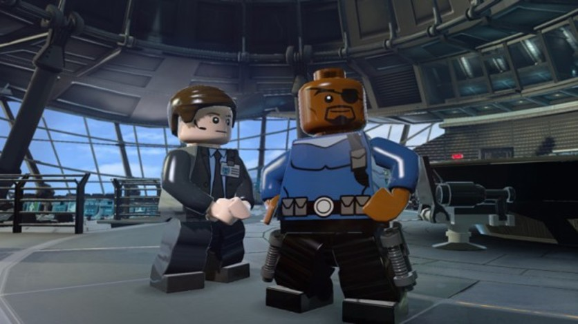 Screenshot 4 - LEGO Marvel Super Heroes
