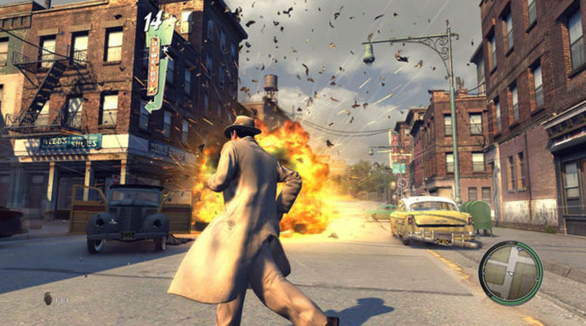 Screenshot 3 - Mafia II