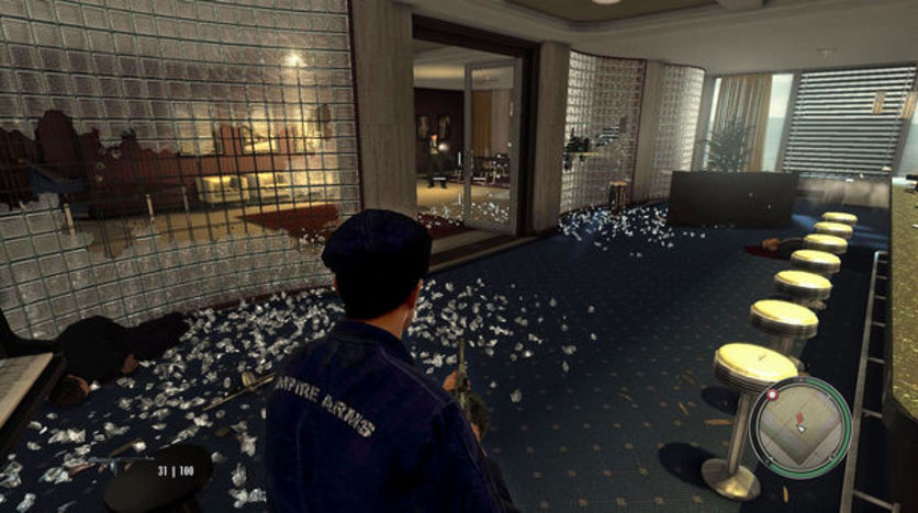 Screenshot 9 - Mafia II