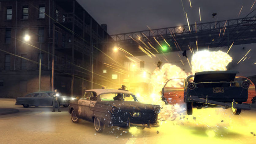 Screenshot 5 - Mafia II