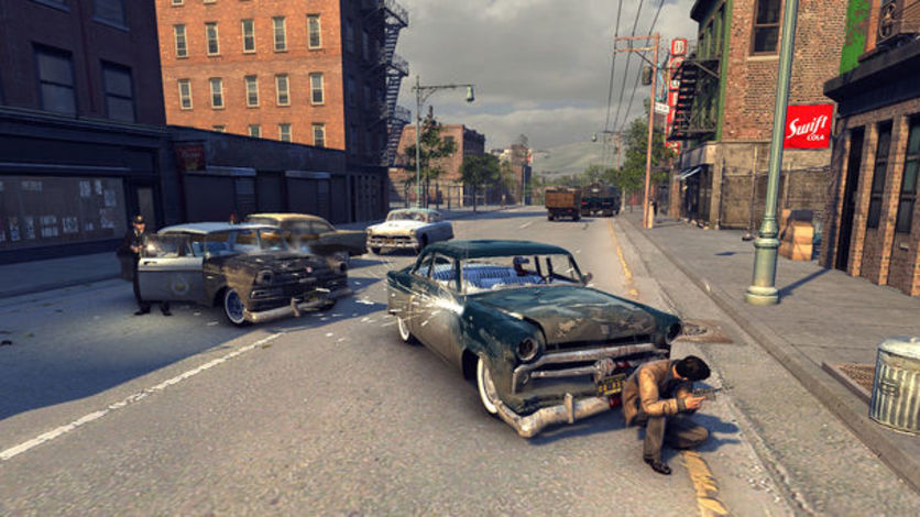 Screenshot 4 - Mafia II