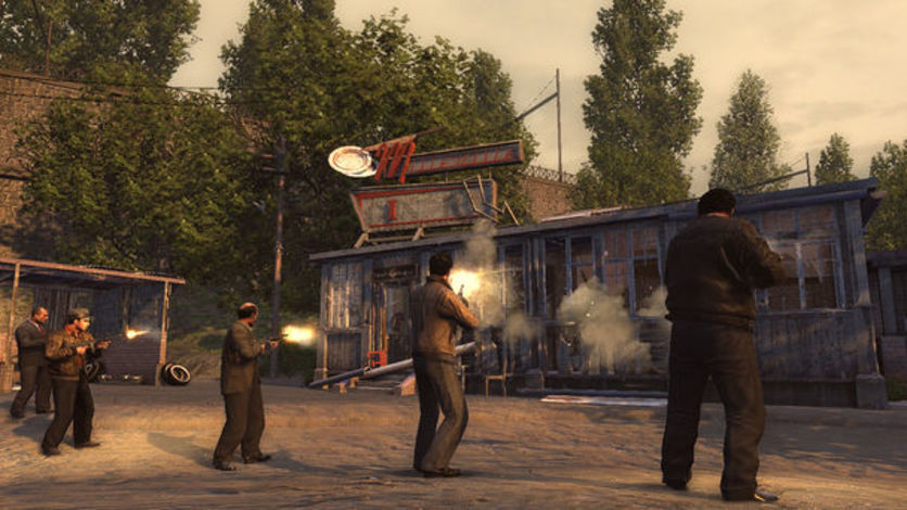 Screenshot 6 - Mafia II