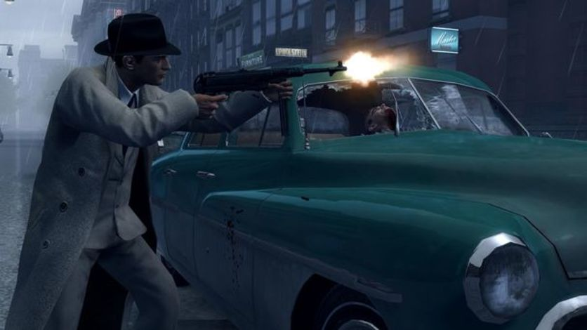Screenshot 10 - Mafia II