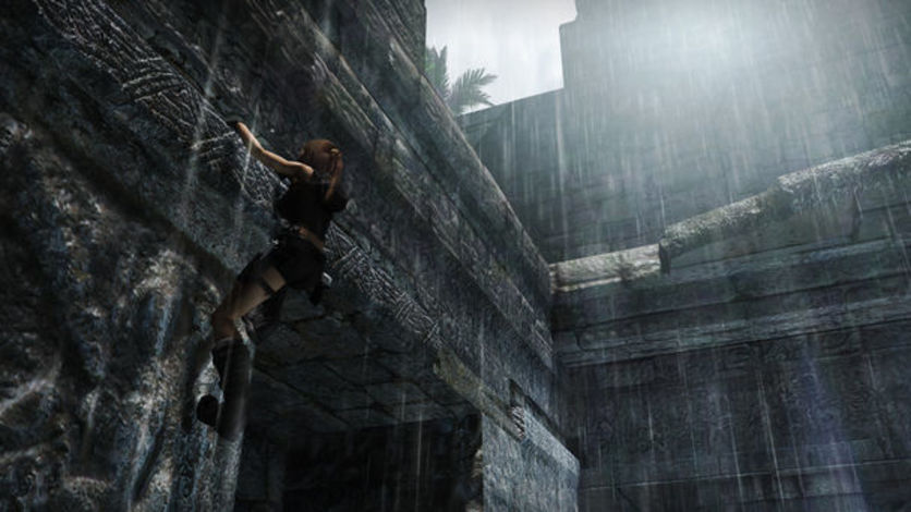 Screenshot 2 - Tomb Raider: Underworld