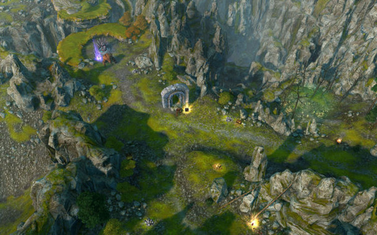Screenshot 9 - Might & Magic: Heroes VI - Gold Edition