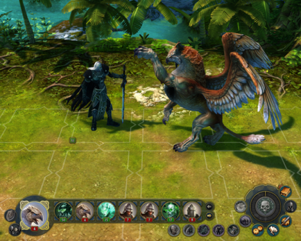 Screenshot 6 - Might & Magic: Heroes VI - Gold Edition