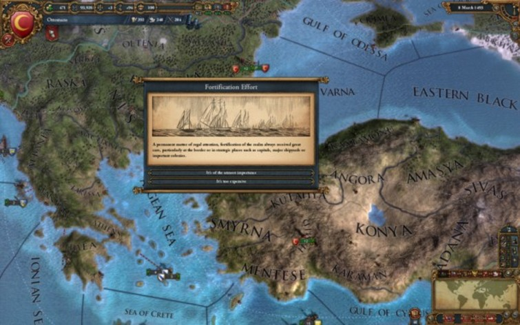 Screenshot 4 - Europa Universalis IV - Digital Extreme Edition
