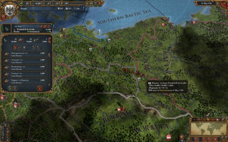 Screenshot 9 - Europa Universalis IV - Digital Extreme Edition