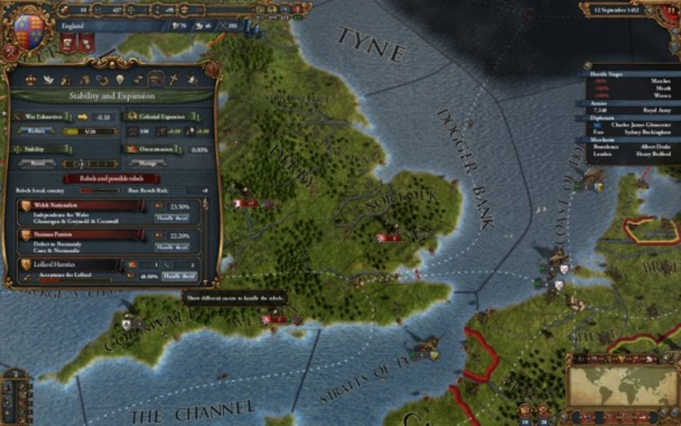 Screenshot 3 - Europa Universalis IV - Digital Extreme Edition