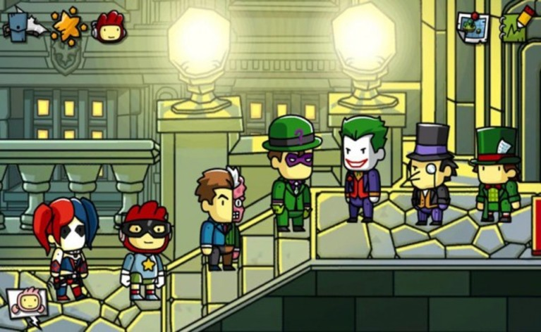Screenshot 9 - Scribblenauts Unmasked: A DC Comics Adventures