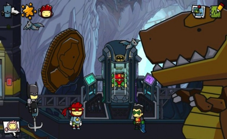 Screenshot 4 - Scribblenauts Unmasked: A DC Comics Adventures