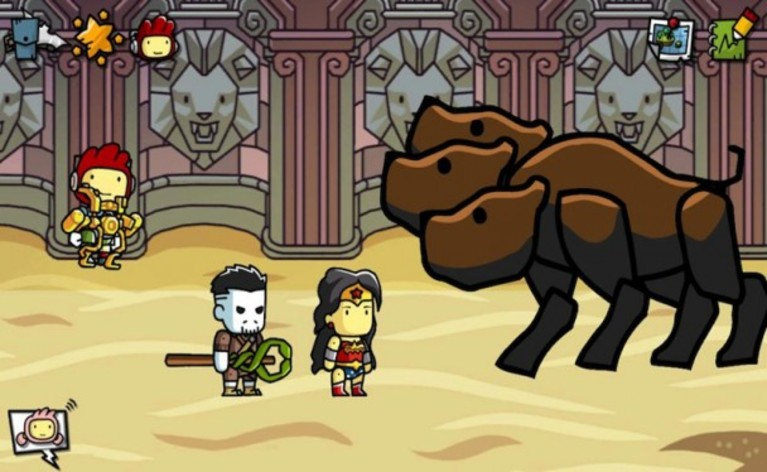 Screenshot 8 - Scribblenauts Unmasked: A DC Comics Adventures