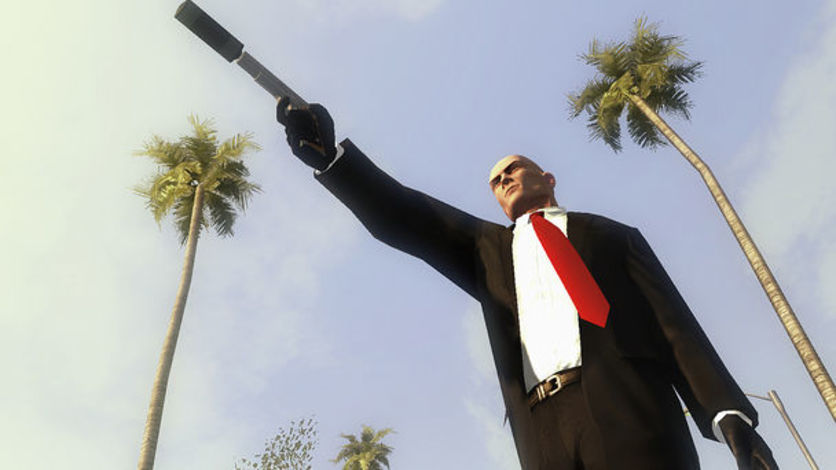 Screenshot 1 - Hitman Blood Money