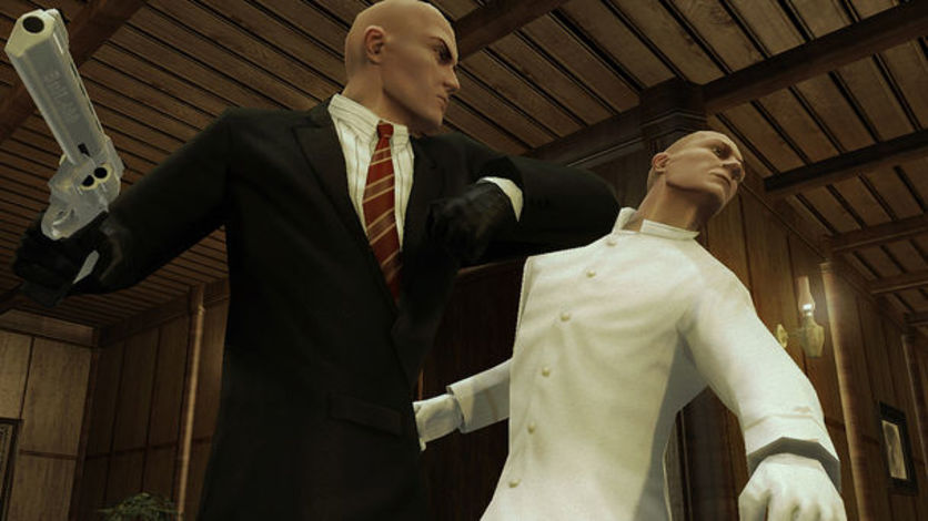 Screenshot 2 - Hitman Blood Money