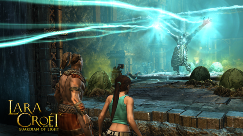 Screenshot 9 - Lara Croft and the Guardian of Light