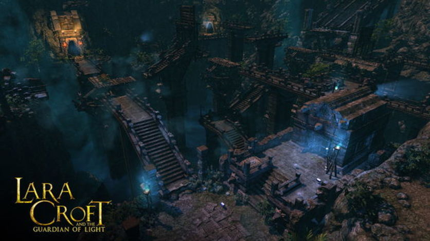 Screenshot 2 - Lara Croft and the Guardian of Light