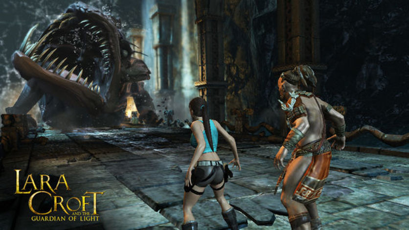 Screenshot 4 - Lara Croft and the Guardian of Light