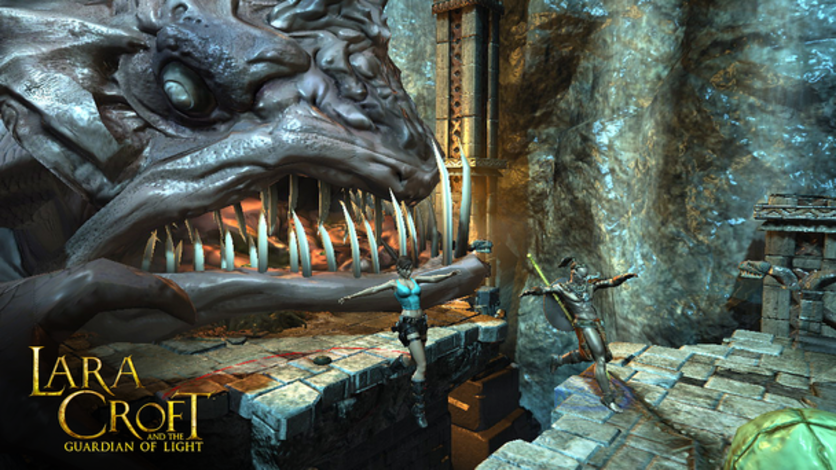 Screenshot 10 - Lara Croft and the Guardian of Light