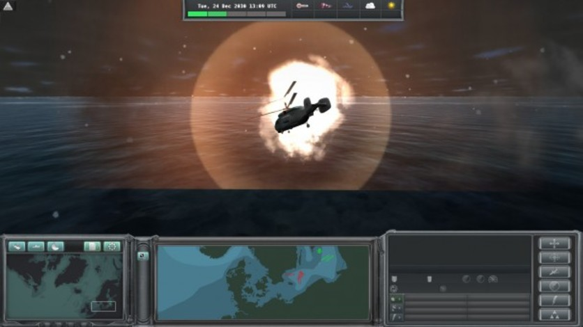 Screenshot 11 - Naval War: Arctic Circle