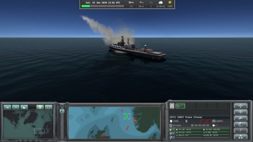 Screenshot 6 - Naval War: Arctic Circle