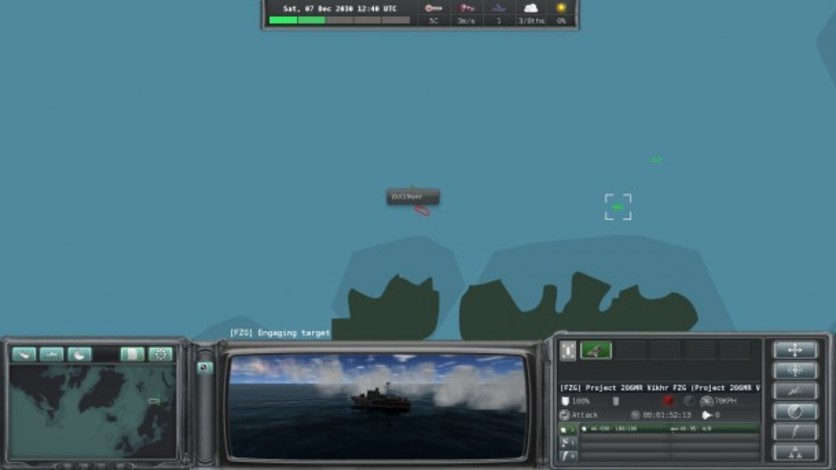 Screenshot 10 - Naval War: Arctic Circle
