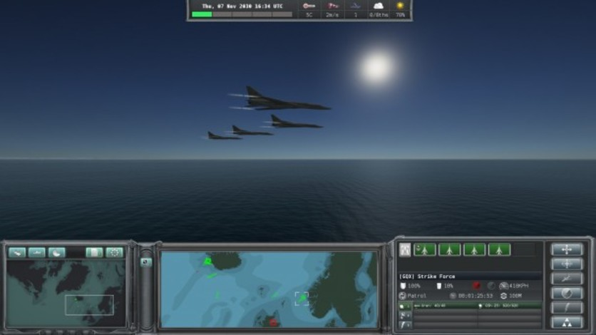 Screenshot 8 - Naval War: Arctic Circle