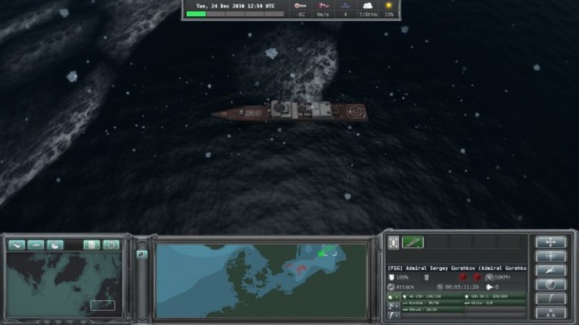 Screenshot 3 - Naval War: Arctic Circle