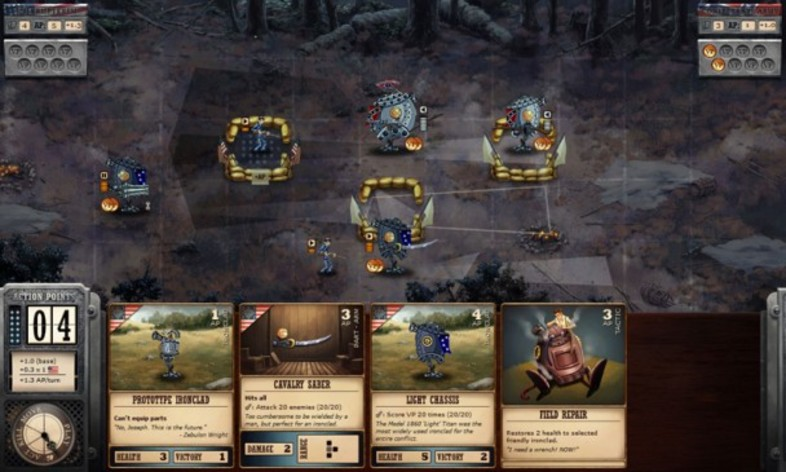 Screenshot 8 - Ironclad Tactics