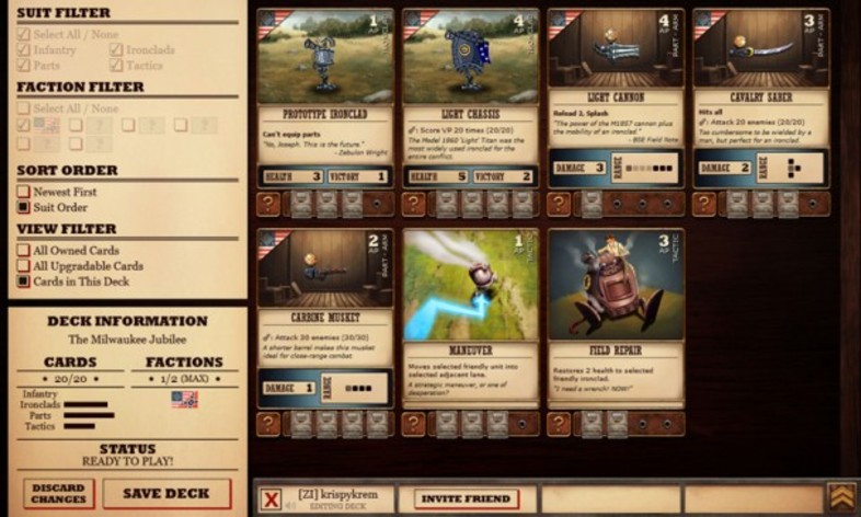 Screenshot 4 - Ironclad Tactics