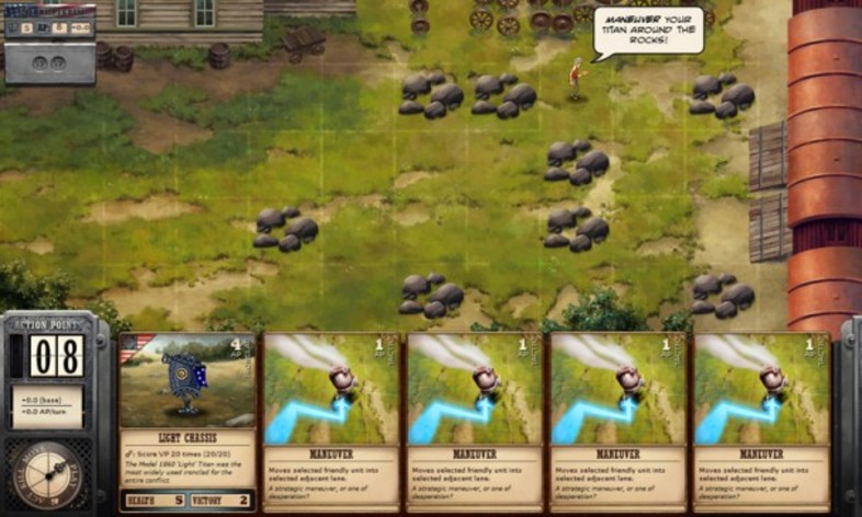 Screenshot 6 - Ironclad Tactics