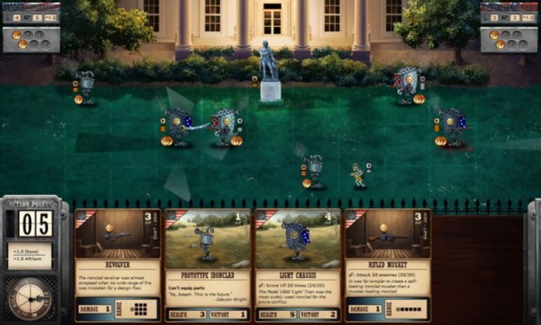 Screenshot 10 - Ironclad Tactics