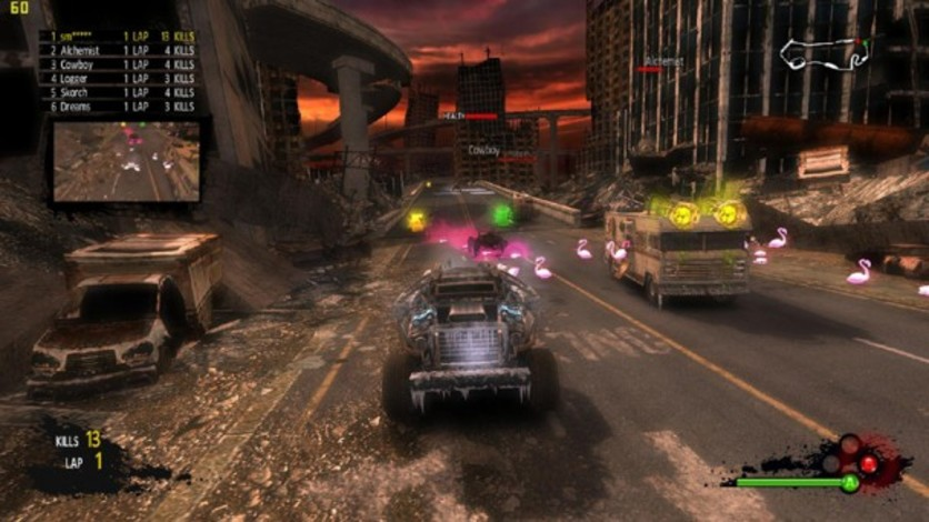 Screenshot 4 - Post Apocalyptic Mayhem
