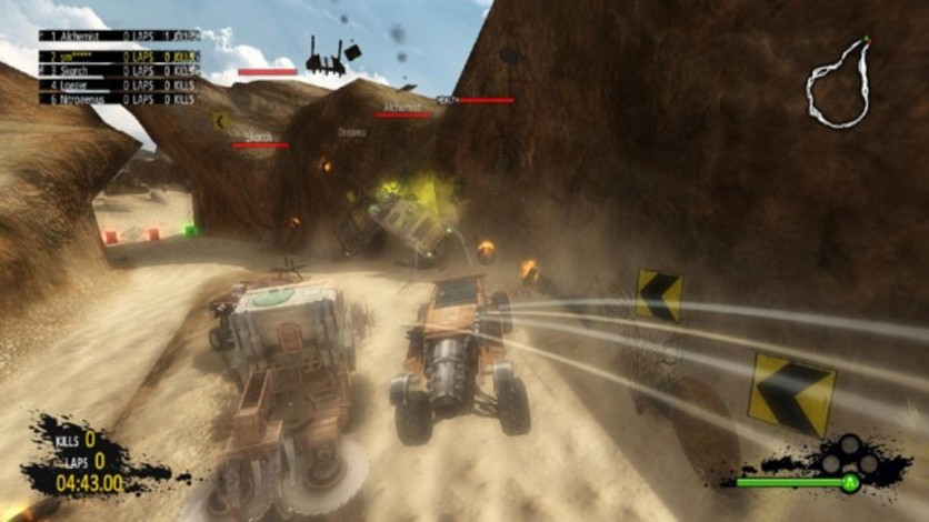 Screenshot 2 - Post Apocalyptic Mayhem