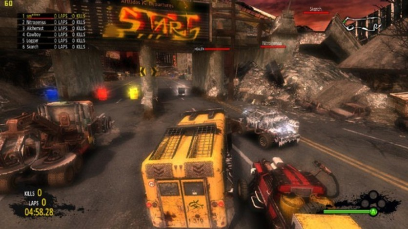 Screenshot 7 - Post Apocalyptic Mayhem