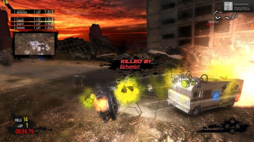 Screenshot 3 - Post Apocalyptic Mayhem