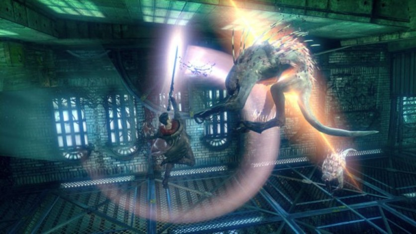 Screenshot 2 - DmC: Devil May Cry